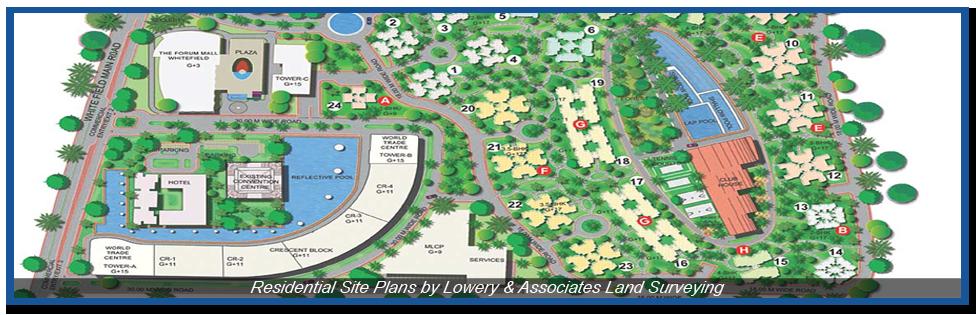 Residential site plan in dalton and calhoun site plans for Residential site plan